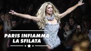 Paris Hilton & Lil Kim modelle per The Blonds alla NYFW