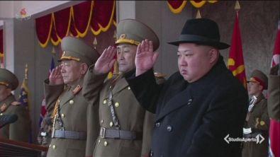 Olimpiadi: prove di pace in Corea