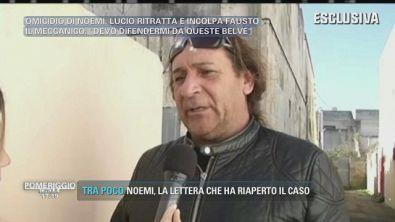 Omicidio Noemi - interviste esclusive