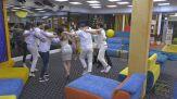Un ballo greco per i Vip