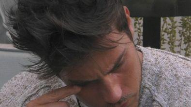 Daniele: lacrime e rimpianti
