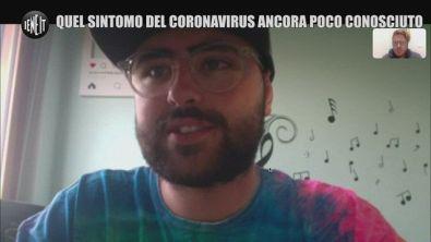 """Coronavirus, """"ho perso gusto e olfatto: così ho scoperto di essere malato"""""""