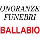 Agenzia Onoranze  Funebri Ballabio