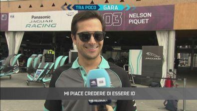 Faccia a faccia con Piquet jr