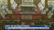 Breaking News delle 17.00 | Papa, un colloquio storico