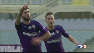 Colpo della Fiorentina. Juve macchina da gol