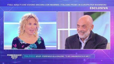 Paolo Brosio e la mamma: un rapporto speciale