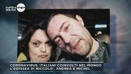 Coronavirus: gli italiani coinvolti nel mondo