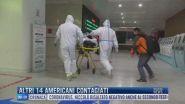 Breaking News delle 9.00 | Altri 14 americani contagiati