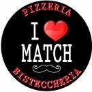 Match Pizzeria Bisteccheria