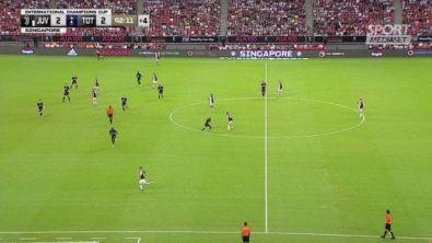 Che magia, Kane! Un gol pazzesco contro la Juve