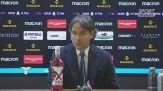 """Inzaghi: """"Abbiamo perso la testa"""""""