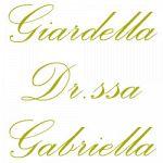 Giardella Dr.ssa Gabriella