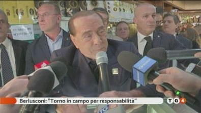 La sfida di Berlusconi