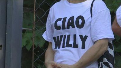 A Paliano l'ulitmo saluto a Willy Il branco è accusato di omicidio