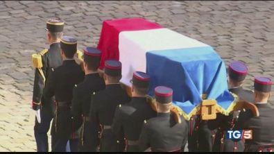 Francia in lutto