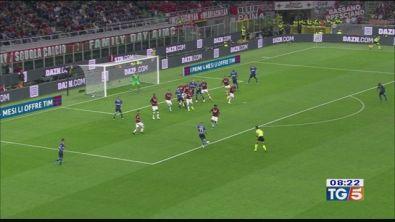 L'Inter fa suo il derby. Leclerc ancora in pole