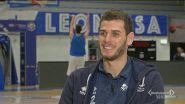 Marco Ceron torna sul campo da basket