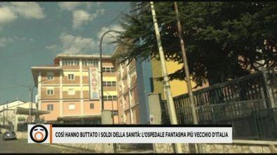Benevento, un ospedale che aspetta da oltre 60 anni di essere completato