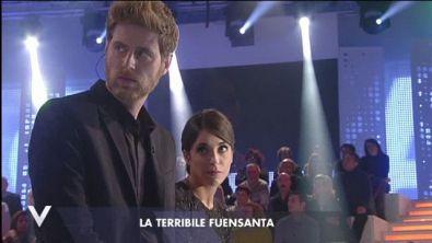 Alejandro Siguenza e Carlota Barò