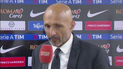 """Spalletti: """"Brutta Roma"""""""
