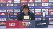 """Inter, Conte: """"Hakimi? Qualcosa di troppo strano"""""""