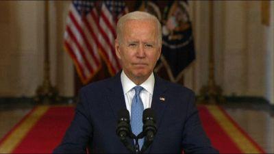 Afghanistan, Biden: giusto andarsene, evacuazione un successo