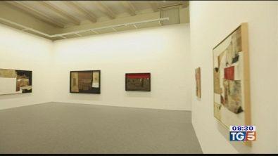 Alberto Burri in mostra