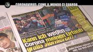 GASTON ZAMA: Coronavirus in Italia, come viene raccontata la situazione all'estero?