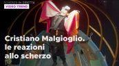 Cristiano Malgioglio, le reazioni sui social allo scherzo di Scherzi a Parte