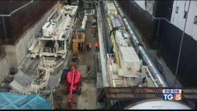 Milano: morto nel cantiere della metro
