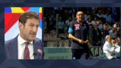 "Ferrara: ""La Juve dovrà difendere Sarri"""