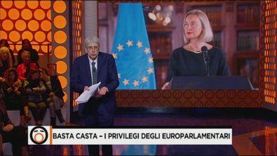 I orivilegi degli Europarlamentari