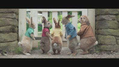 """""""Peter Rabbit"""", guarda il video esclusivo"""