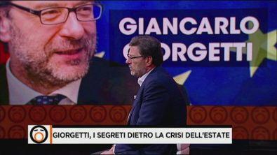 Intervista a Giancarlo Giorgetti