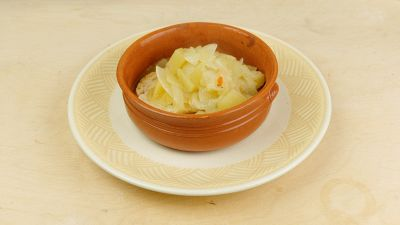 Ricetta per la zuppa di cipolle