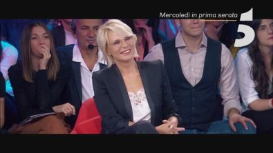 Maria De Filippi giudice speciale: la semifinale di Amici Celebrities si preannuncia... imperdibile!