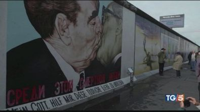 9 novembre 1989, cadeva il muro di Berlino