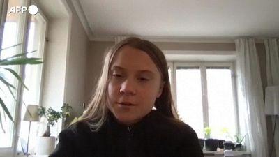 "Greta Thunberg: ""Poche dosi ai paesi poveri, non vado a Cop26"""