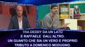Prof. Rudy Zerbi: ''Deddy e Raffaele per voi... Domenico Modugno!'' - 13 aprile