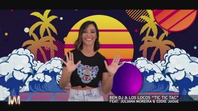 Jo Squillo: BEN DJ & LOS LOCOS ft JULIANA MOREIRA & EDDIE JOOOE - Tic Tic Tac