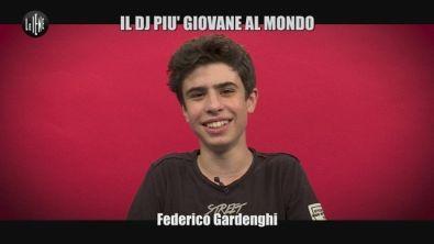 Federico Gardenghi: il dj più giovane al mondo