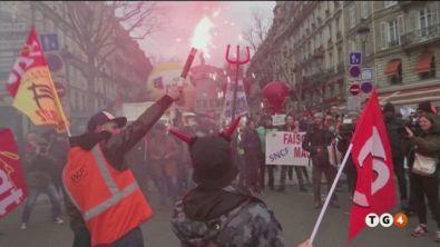 Paralisi a Parigi