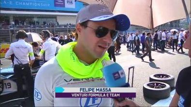 """E-Prix Messico, Massa: """"La macchina è ok"""""""