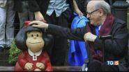 Addio a Quino, il disegnatore di Mafalda