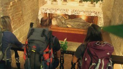 Il Santuario dell'Arcella e l'arrivo a Padova
