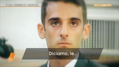Parla Federico Ciontoli