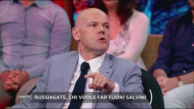 Russiagate, chi vuole far fuori Salvini?
