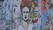 Street art in diretta