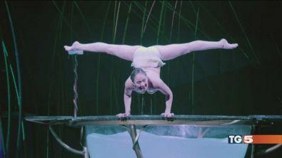 Il Cirque du Soleil torna ad ammaliare il pubblico di Roma